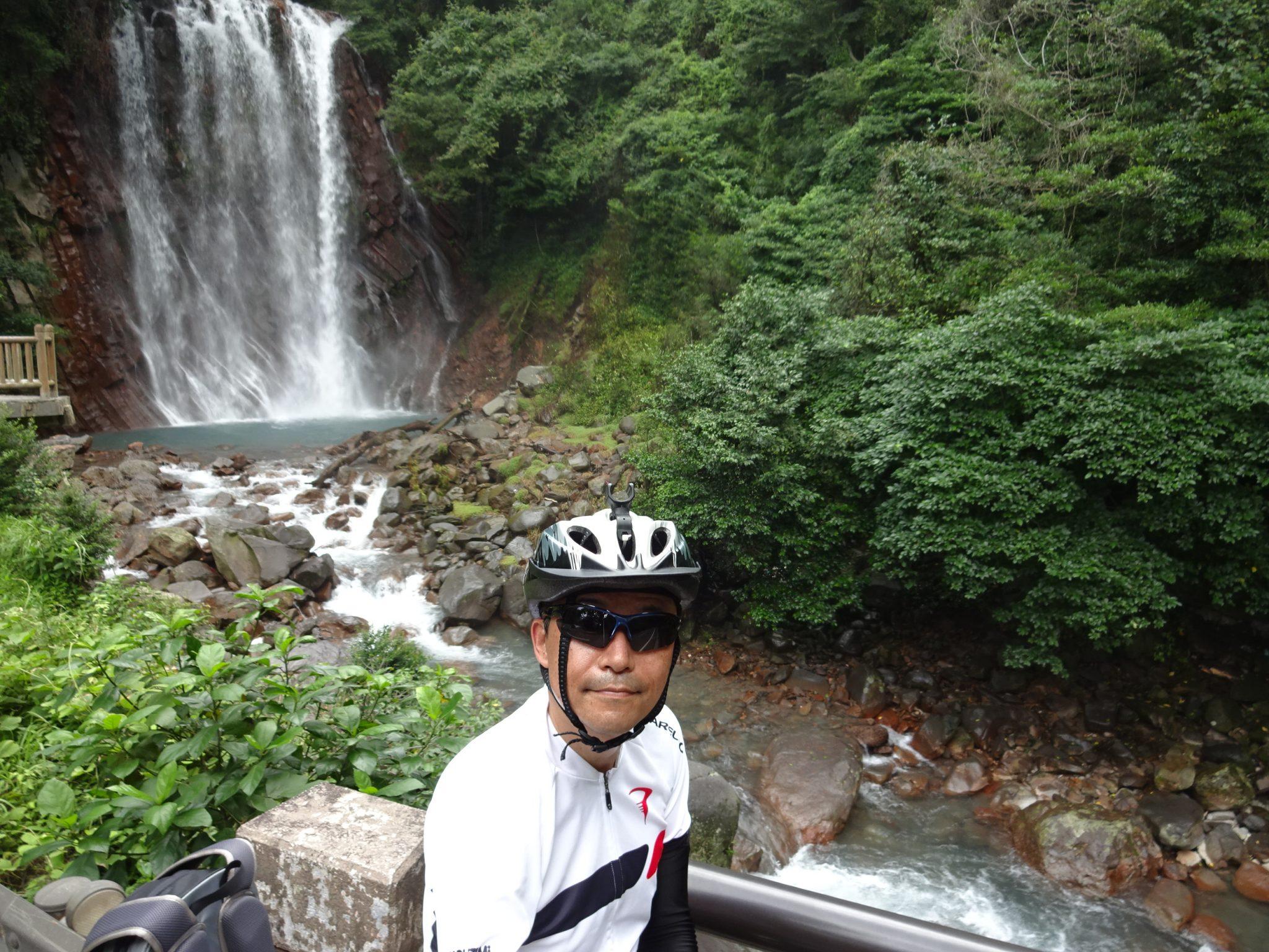 飛行機輪行で鹿児島・霧島・桜島サイクリングその2