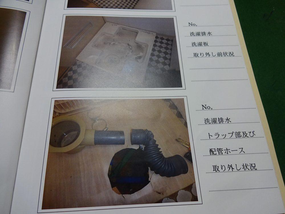 台湾自転車旅行中「洗濯機の排水が流れない」と着信