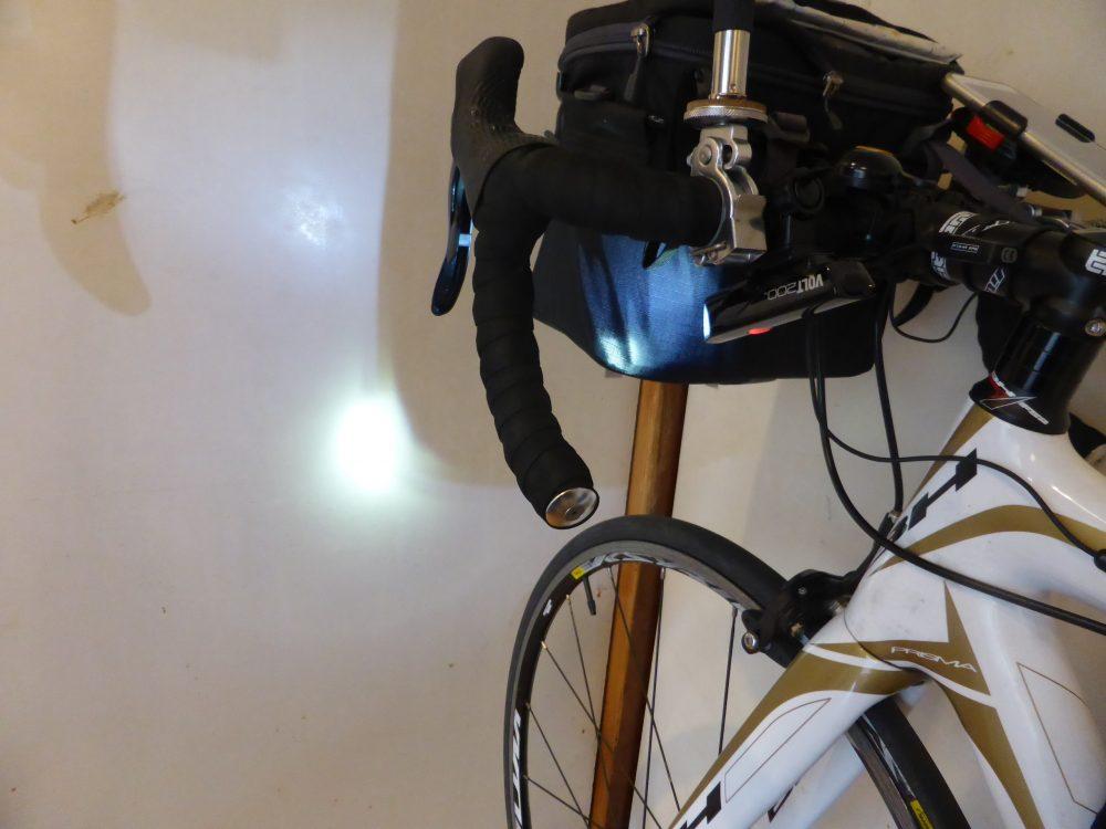 自転車旅行でのライトについて