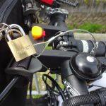 自転車旅行で使う鍵は軽量、コンパクト、強いが必要条件