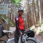 福知山から竹田城跡を経て生野渓谷へその1