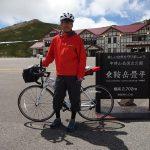 平湯峠から乗鞍岳畳平2702mまで走ってきました