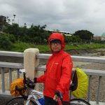台湾自転車旅行2日目は台中市内から埔里を経て、武嶺の中腹仁愛郷まで