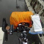 台湾自転車旅行3日目は豪雨の為武嶺を断念、台中市内へ退避