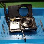 デジカメDMC-WX220の修理に失敗しました