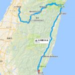 いよいよ出発、東アジア一高い峠、台湾武嶺3275mをミニベロで越える旅2018