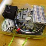 Bike Friday用輪行箱完成、奄美大島へ行ってきます