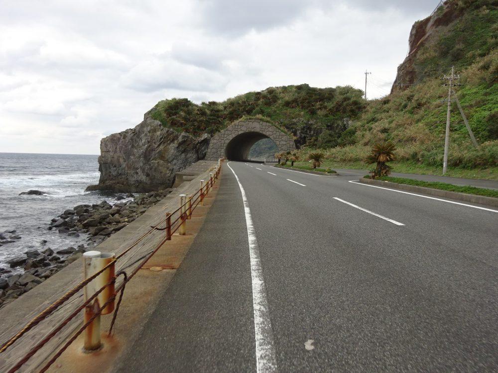 かがんばなのトンネル