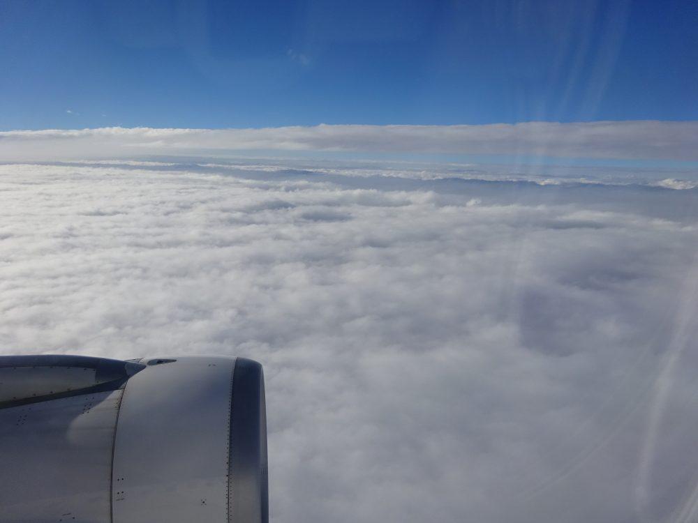バニラ空の旅