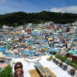 韓国縦断サイクリング道(大邱ー釜山)を走って見る旅2018夏4日目その2