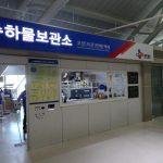 釜山で輪行箱を預ける場合の費用を調べてみた
