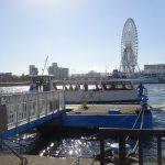 橋と渡船で巡る大阪湾岸ポタリングはプチしまなみ海道のよう?その1