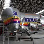 トゥールーズのエアロスコピア航空博物館へその1
