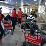 みんなで海外自転車旅行を実現しようin台湾6日目高雄へそして帰国