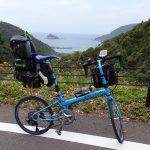 九州最南端大隅半島佐多岬と指宿をBikeFridayでめぐる旅3日目