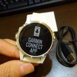 睡眠、ストレス、心拍、アクティビティが測定できるガーミンfenix5s seriesを購入した