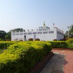 ネパールのルンビニに有る世界遺産。ブッダ生誕の地へ ネパール旅 3日目