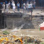 パシュパティナートでの火葬、閲覧注意、ネパールの旅2019 8日目その3