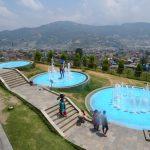 Chandragiriのゴンドラに乗ってカトマンズ市街を一望? ネパールの旅2019 9日目