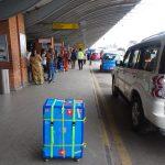 カトマンズから中国国際航空で成都に移動 ネパールの旅2019 10日目