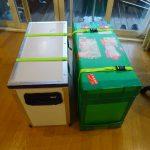 スーツケースのように自転車を運べるハードケース仕様の輪行箱を作りました。その6