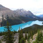カナダ・カナディアンロッキーをBikeFridayとハイキングで満喫する旅5日目その3