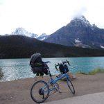 カナダ・カナディアンロッキーをBikeFridayとハイキングで満喫する旅5日目その4