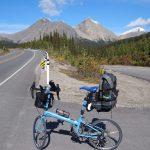 カナダ・カナディアンロッキーをBikeFridayとハイキングで満喫する旅6日目その2