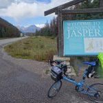 カナダ・カナディアンロッキーをBikeFridayとハイキングで満喫する旅7日目その5