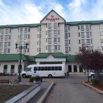 カナダのカルガリーで宿泊したラマダ プラザ カルガリー エアポート ホテル