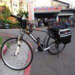 レンタサイクルで海外自転車旅行を実現しようin台湾へ出発