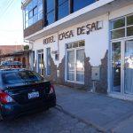 無料でアーリーチェックインオーケーだったウユニのホテル カサデサル(Hotel Casa De Sal)