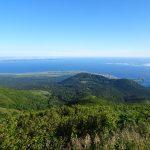 利尻島にある利尻山1721mへの登山その1