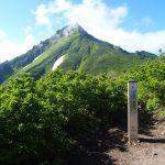 利尻島にある利尻山登山へその2