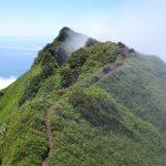 利尻島にある利尻山1721mへの登山その4