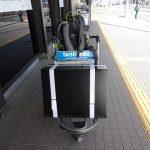 最終型の輪行箱を使って飛行機輪行で松山から佐田岬へ