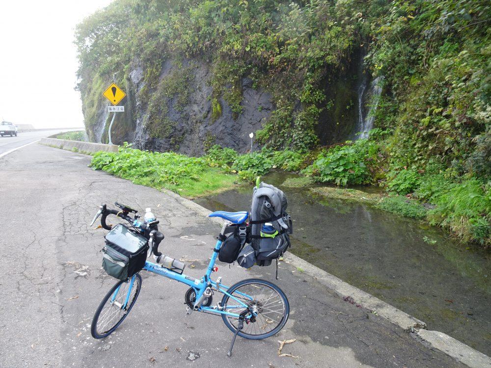 広尾から襟裳岬までサイクリング