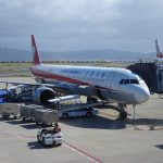 関空から四川航空で中国西安へ
