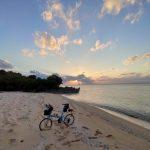 日本最南端、最西端自転車旅、与那国島と波照間島4日目