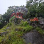 クマイチ、熊野街道1周の自転車旅3日目その2ゴトビキ岩へ