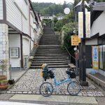 クマイチ、熊野街道1周の自転車旅3日目その4熊野那智大社