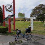 青森、函館自転車旅2日目、六ケ所村原燃PRセンターへ