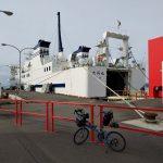 青森、函館自転車旅4日目大間崎からフェリーで函館へ